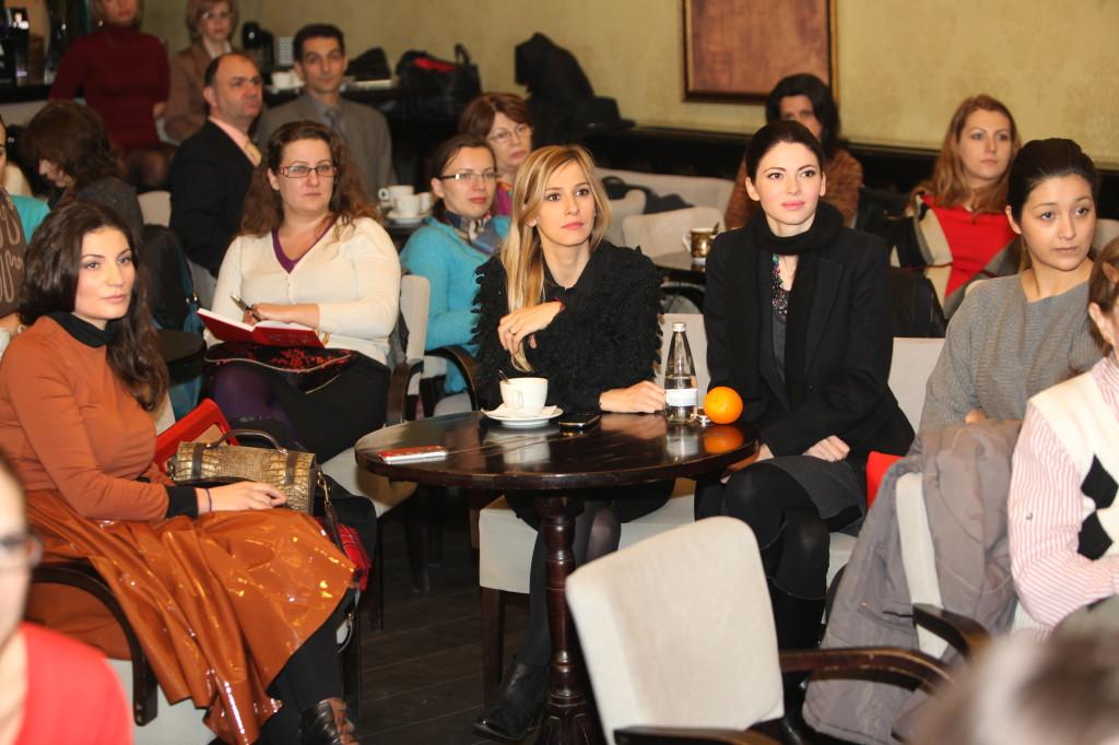 Ioana Ginghina, Dana Rogoz, Anca Lungu