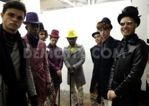 BackstageFlorinDObreLondon