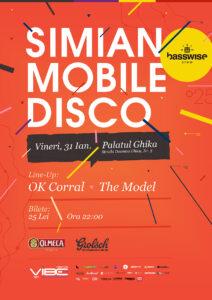 Basswise - Simian Mobile Disco - 31 Ianuarie