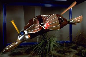 Ornitorinc la Robot Zoo