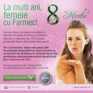 Farmec_promotie 7-8 martie