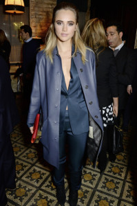 Harvey Weinstein's BAFTA Nominee Dinner In Partnership With Burberry & Grey Goose