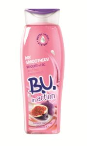 B.U. ShowerGelHighRes_Yogurt+Fig 300 dpi NEW, 9 lei
