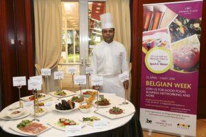 Belgian Week Crowne Plaza_Ashlie Dias, Executive Chef Crowne Plaza Bucuresti
