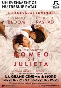 Poster Romeo&Julieta