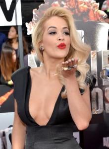 Rita Ora MTV Music Awards 2014