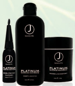 Platinum renewing