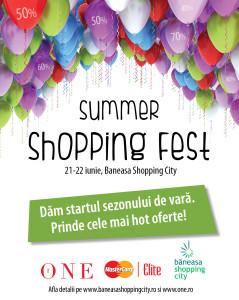 Summer Shopping Fest