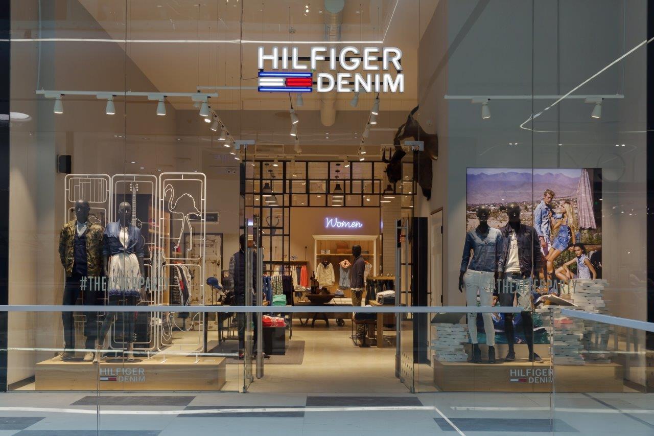 HilfigerDenim store Bucharest