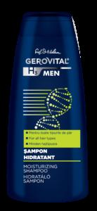 Sampon Hidratant Gerovital H3 MEN