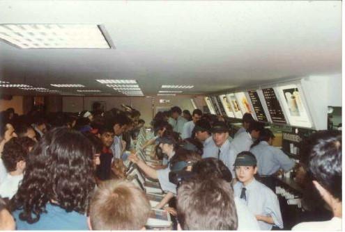 4. Poza restaurant unirea 1995