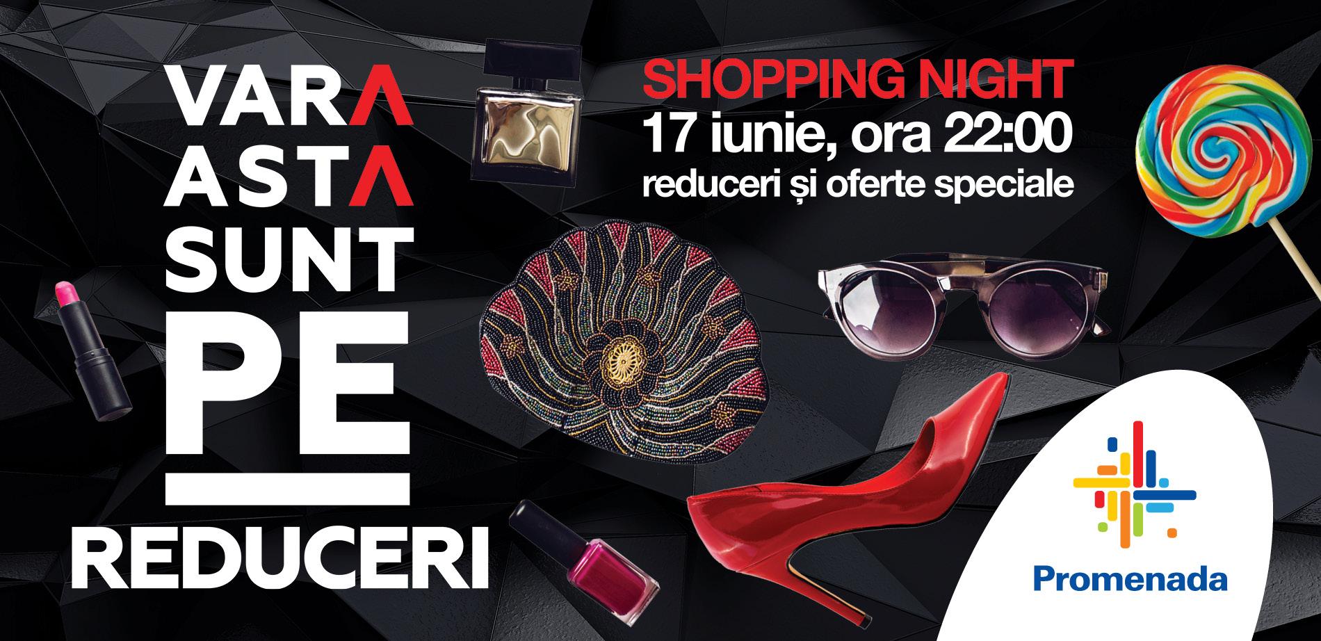 Shopping Night Promenada