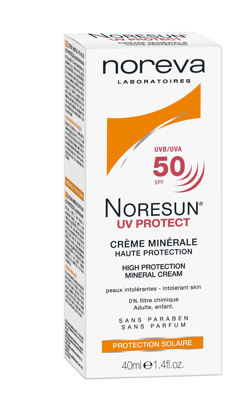 Pack Crema minerala pentru fata si corp Noresun UV Protect 50+, 48 lei