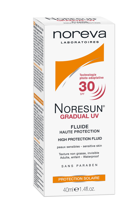 Pack Lotiune Noresun Gradual UV SPF 30, 42 lei