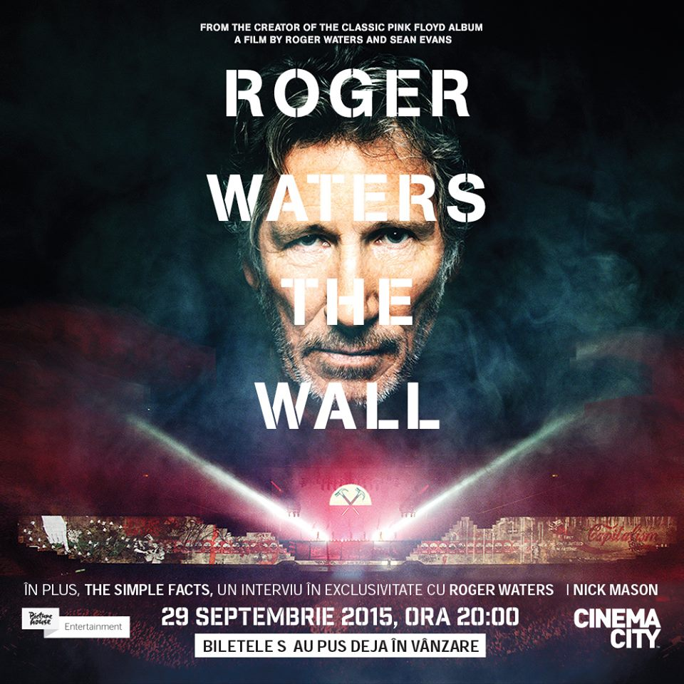 Afis Roger Waters