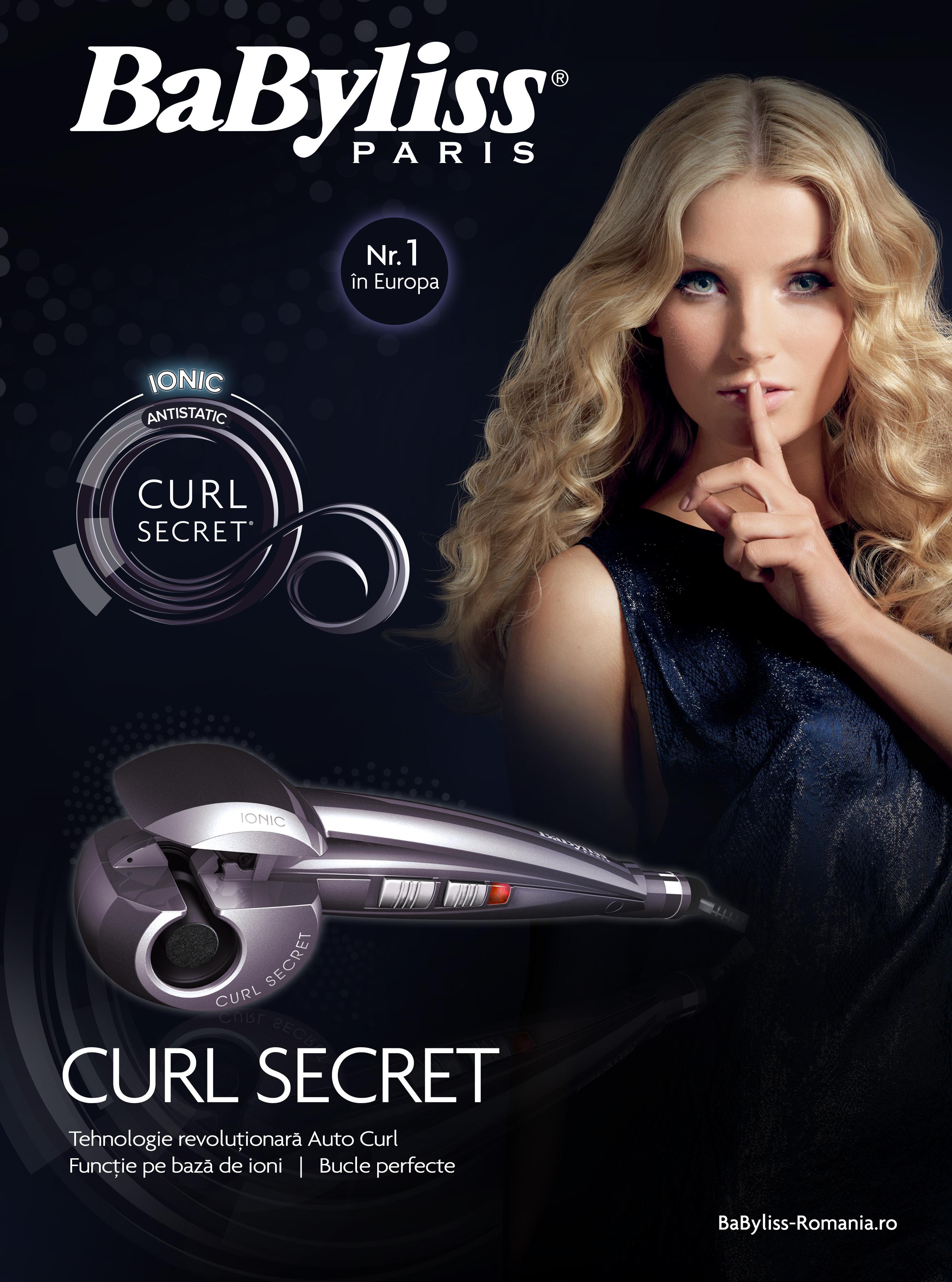 Macheta_BaByliss Curl Secret