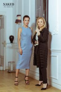 Mirela Bucovicean si invitata sa, Camelia Sucu