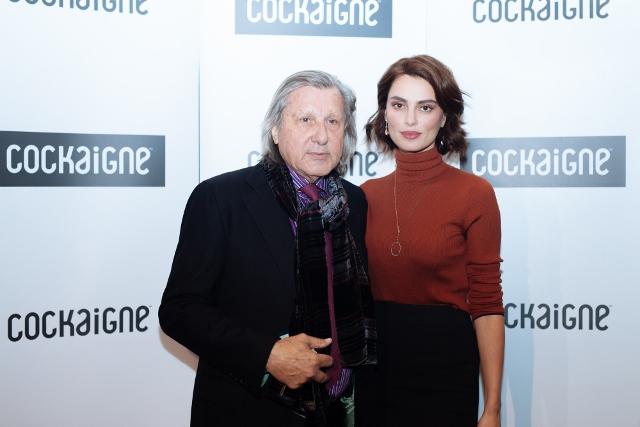 Catrinel Menghia si Ilie Nastase