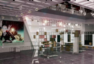 Molecule F Concept Store Promenada