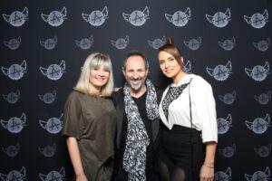 Catina Roman, Laurent Tourette si Adina Halas-2
