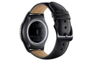 Gear S2 clasic black_back