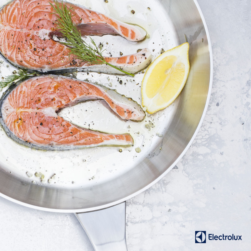 Electrolux - Ingredientul Secret -  Somonul