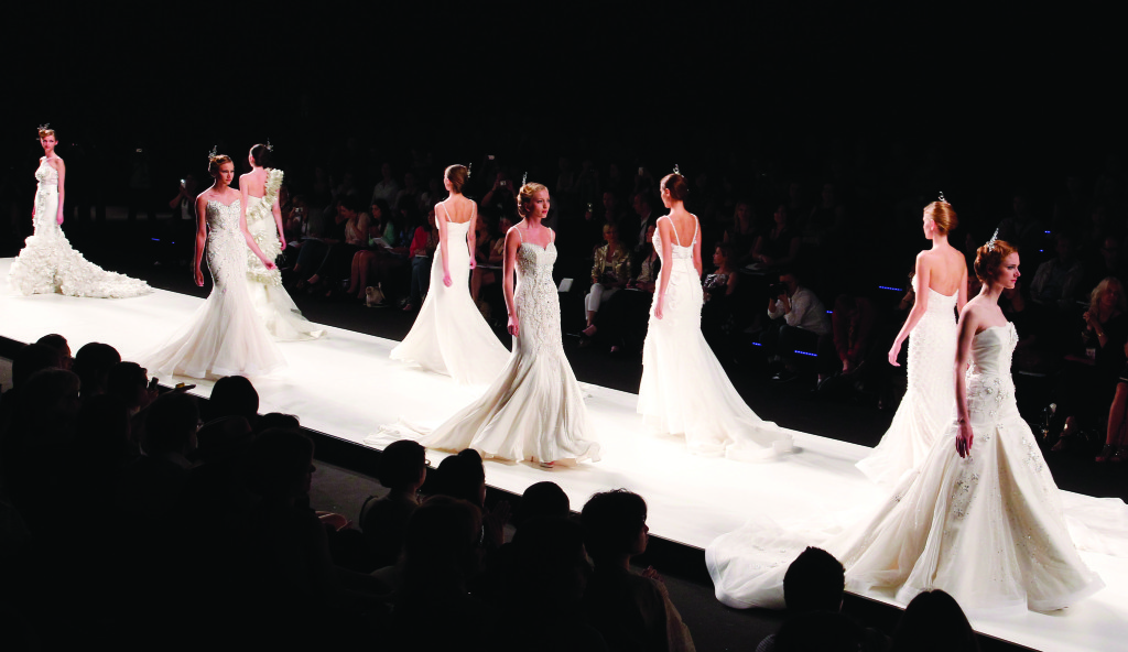 Bucharest Bridal Fashion Show