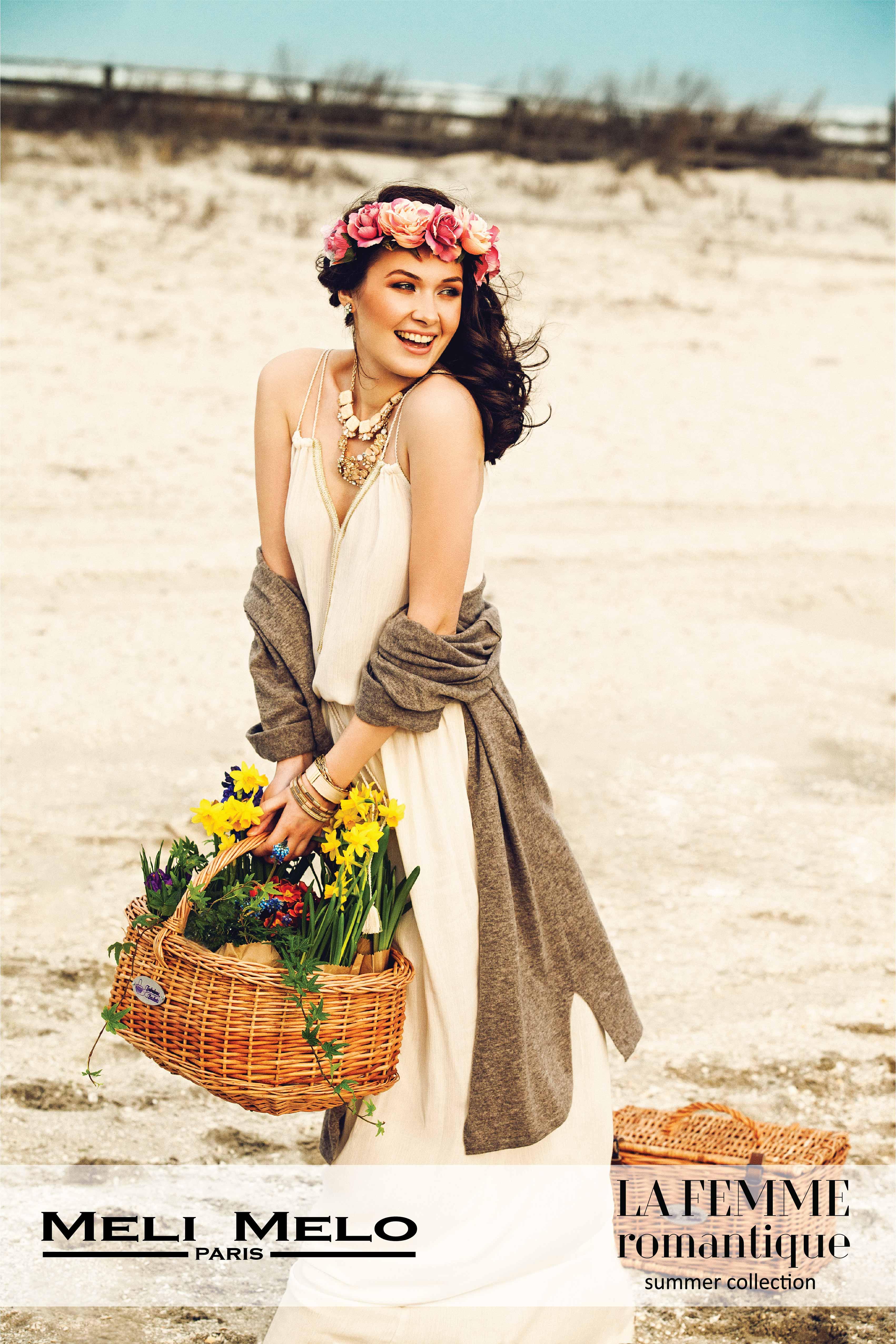 1. Meli Melo, Fleur Romantic