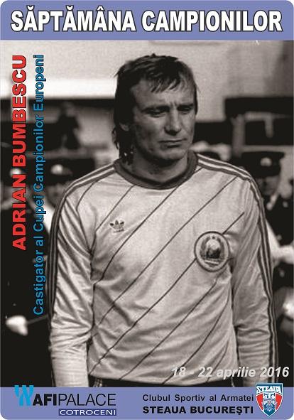 Adrian Bumbescu_Castigator al Cupei Campionilor Europei_Fotbal