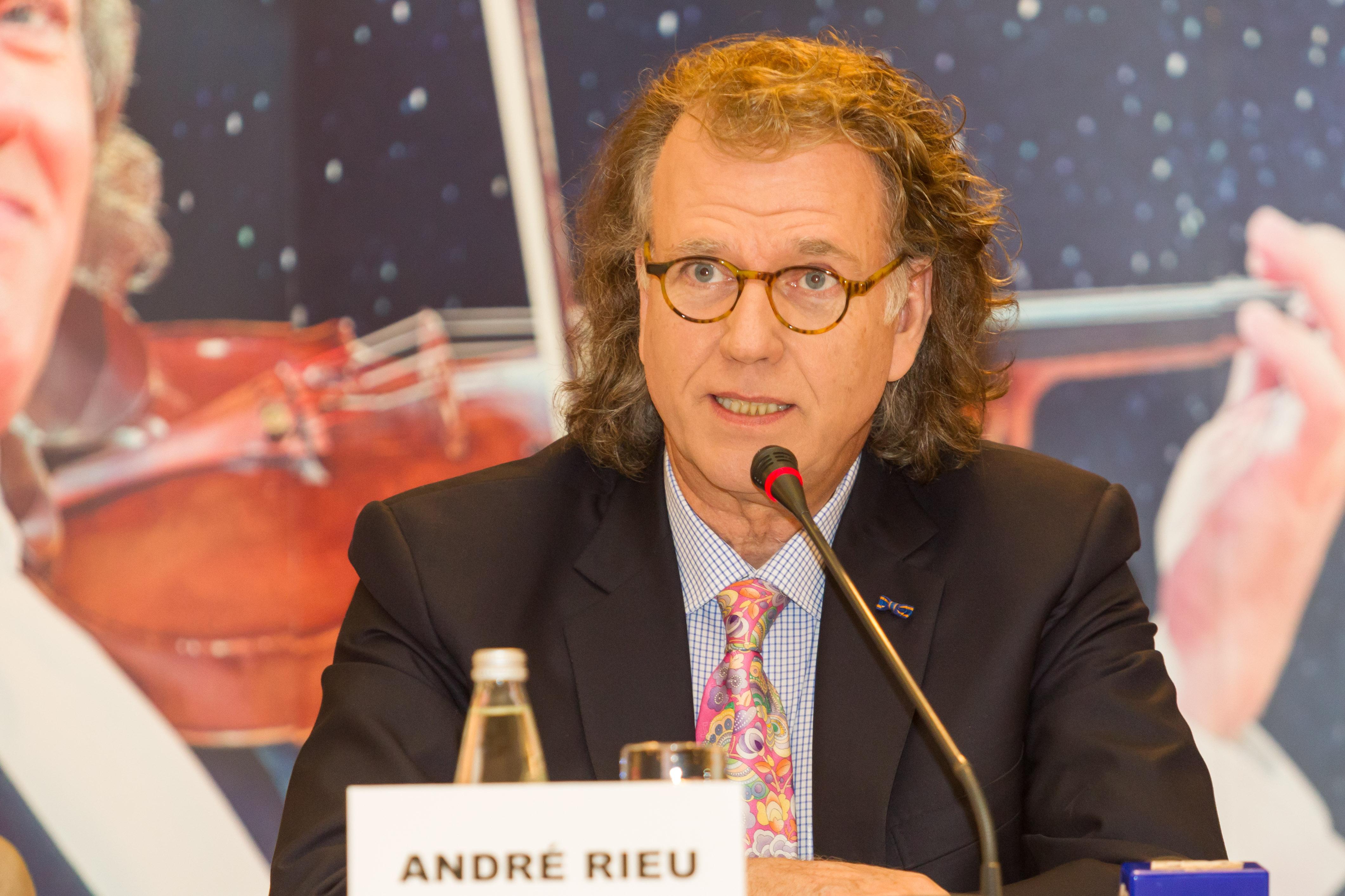 Andre Rieu Conferinta 1