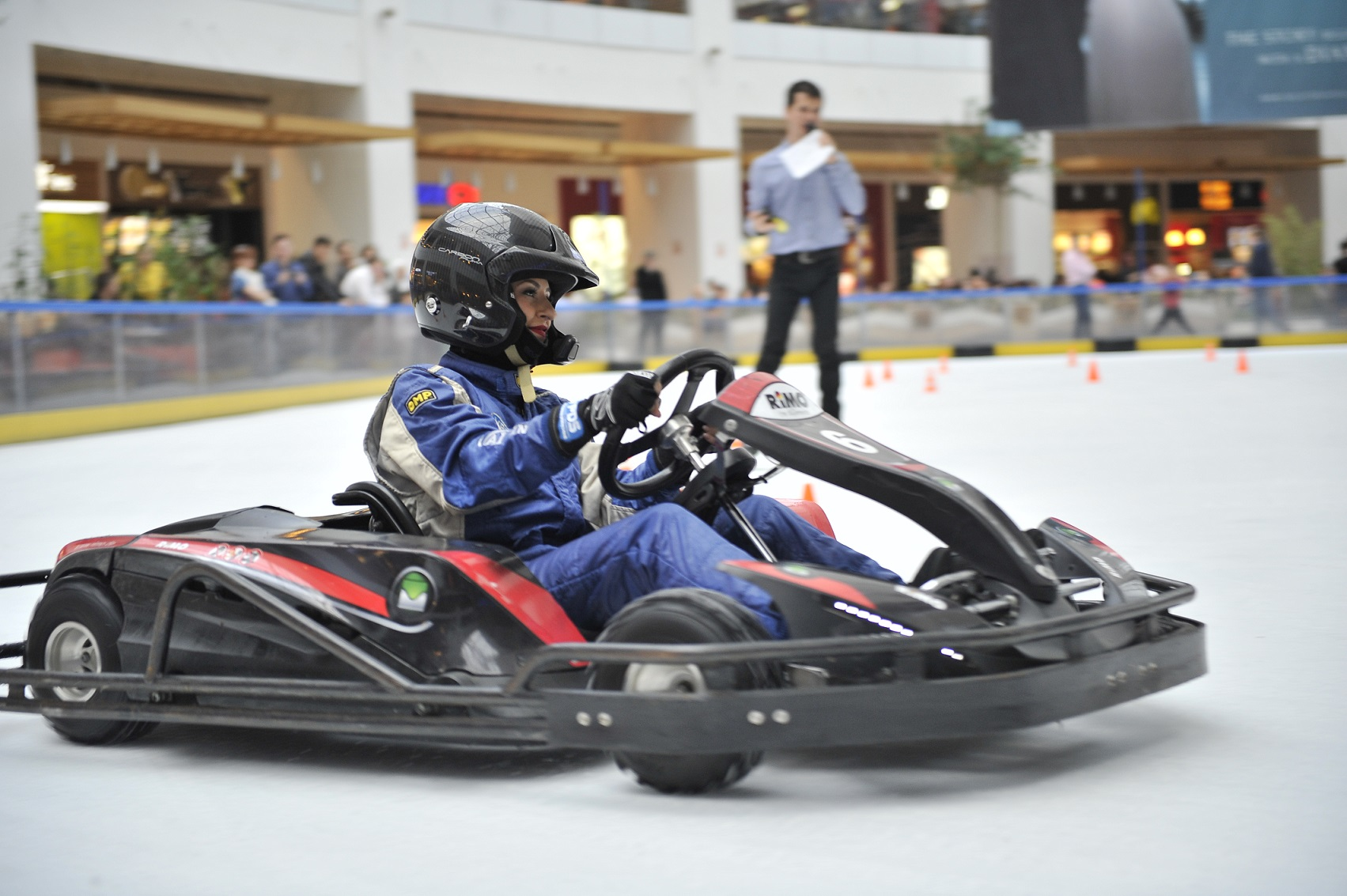 Ice Karting_ Giulia