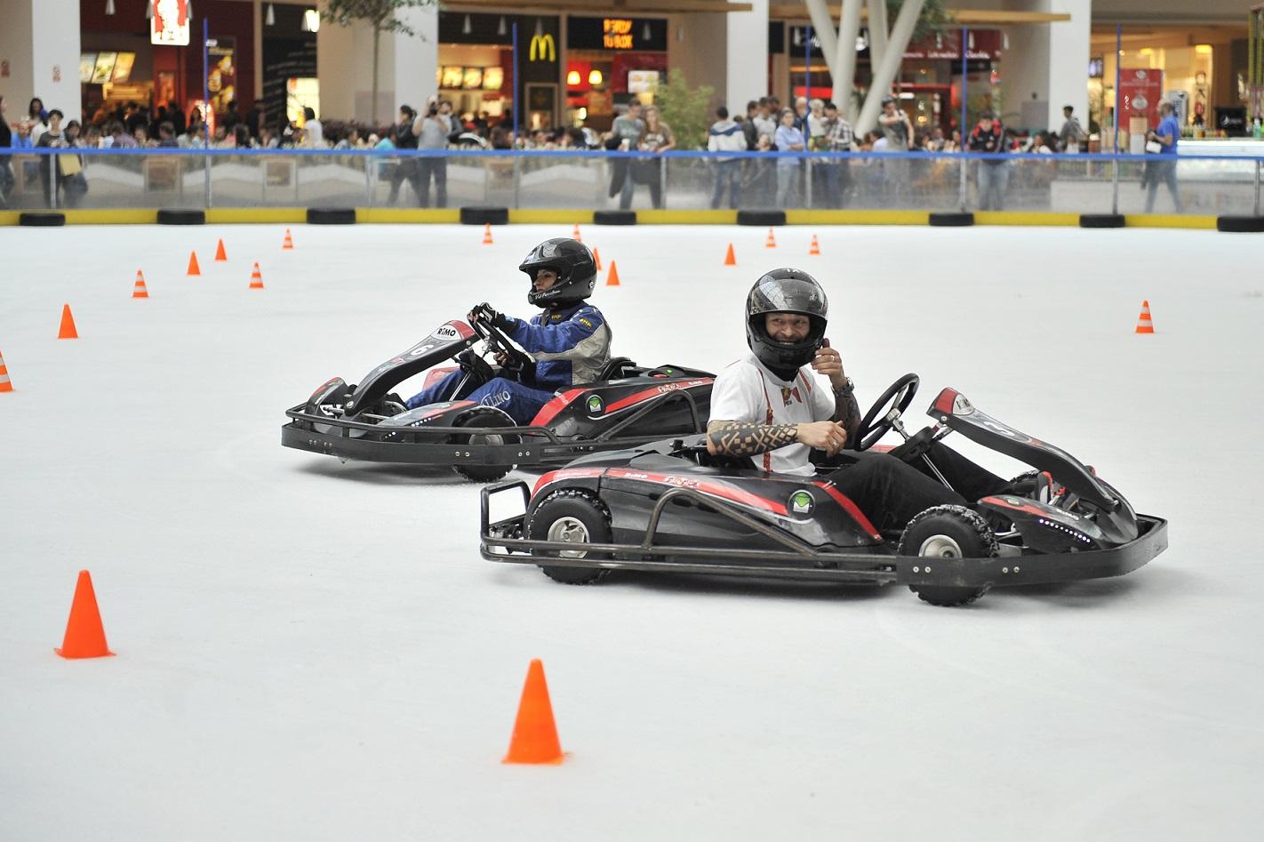 Ice Karting_AFI Palace Cotroceni
