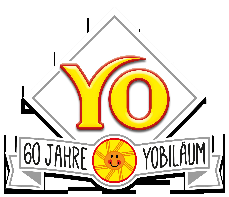 Logo Yo 60 ani