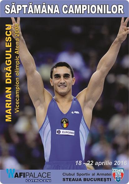 Marian Dragulescu_Vicecampion olimpic Atena 20004_Gimnastica