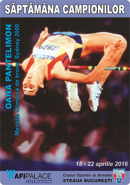 Oana Pantelimon_Atleta medaliata cu bronz la Sydney 2000