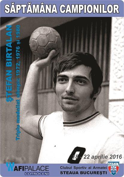Stefan Birtalan_Triplu medaliat olimpic_Handbal