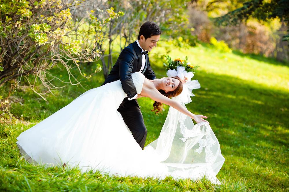 Arthur Murray Wedding 1