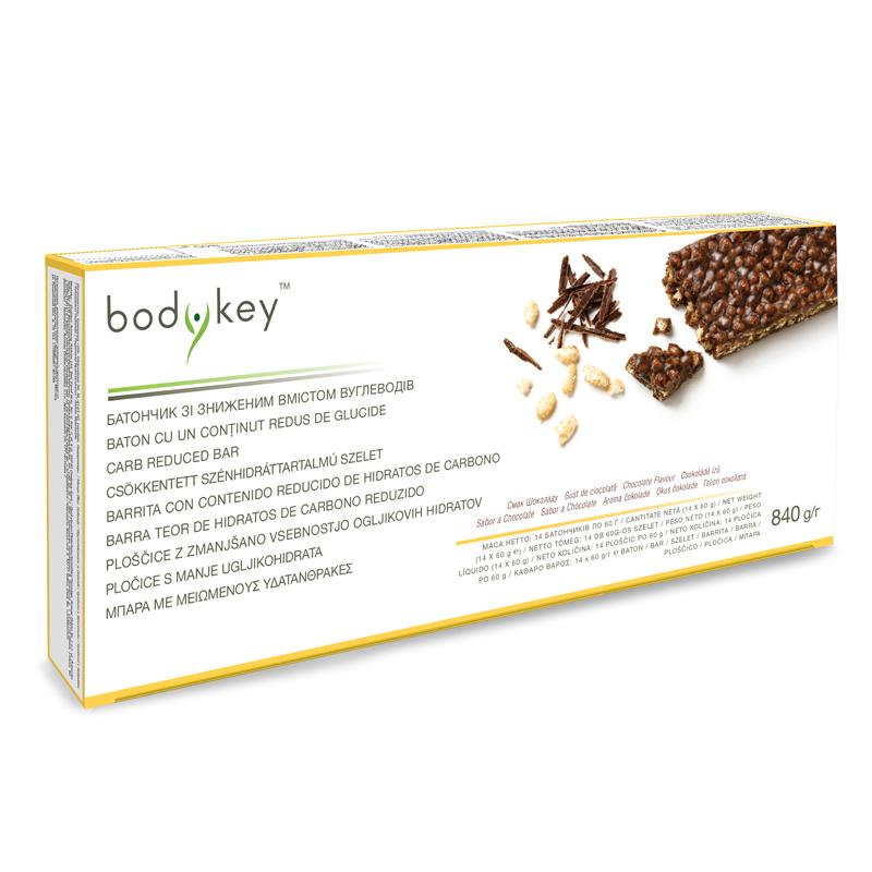 Baton cu un continut redus de glucide_Ciocolata