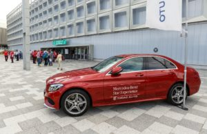 Mercedes-Benz - Cupa Davis 1