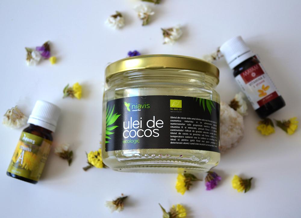 produse naturiste pentru par