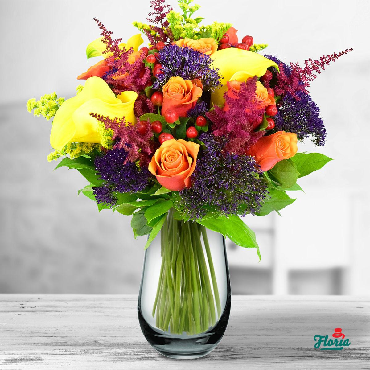 floria-buchet-cu-trachelium-cale-si-trandafiri-33857