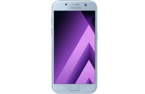 Galaxy A3_Blue Mist