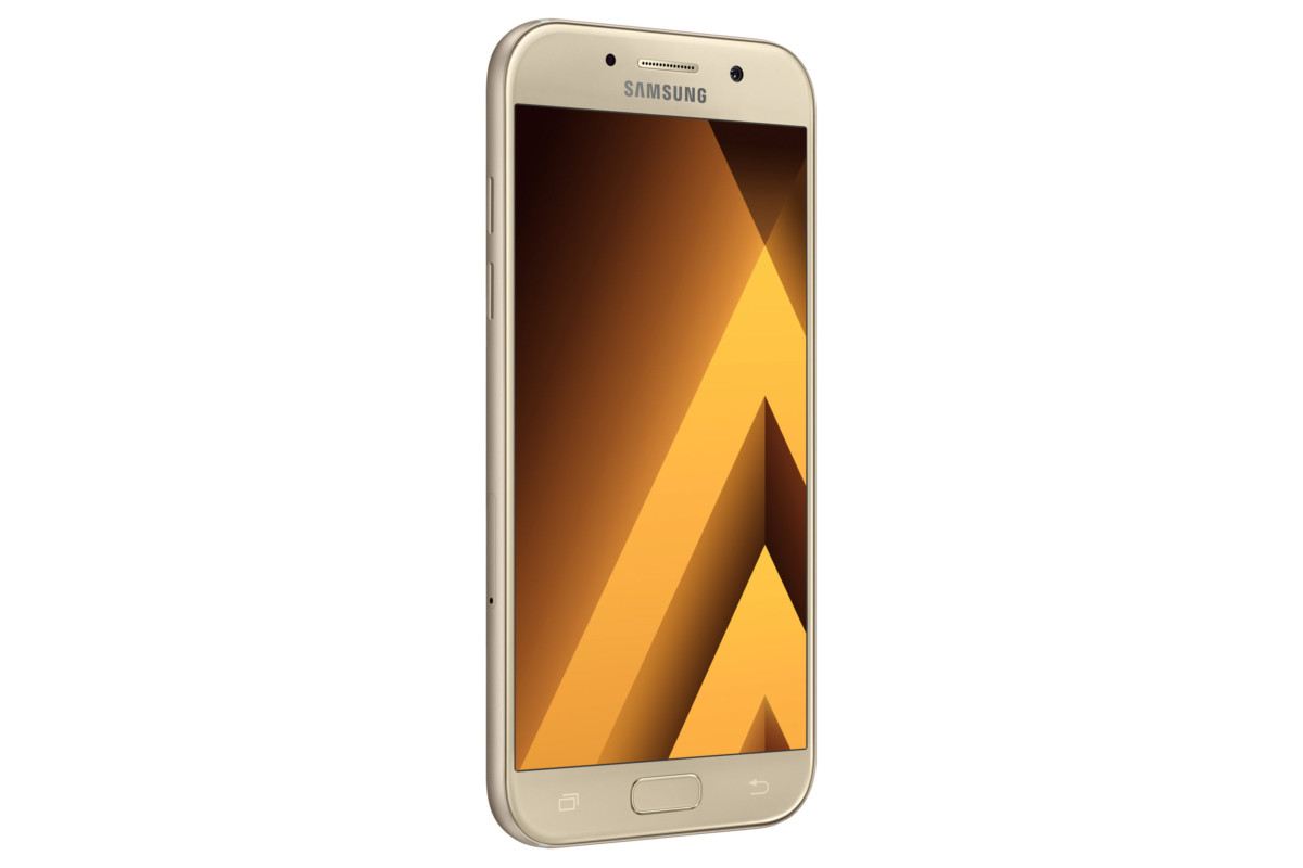 Galaxy A5_Gold Sand
