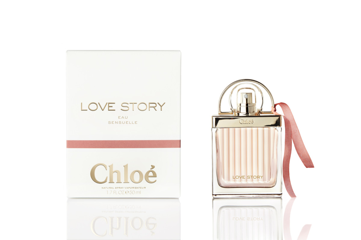 Love Story Eau Sensuelle flacon & pack 50ml