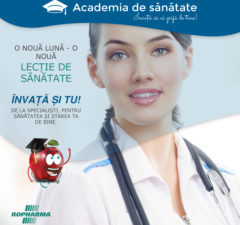 Academia de sanatate
